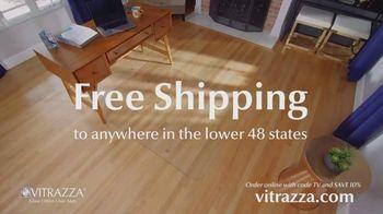 Vitrazza TV Spot, 'Glass Office Chair Mats: Save 10 Percent: 18 Sizes' - Thumbnail 9