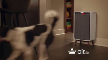 Bissell air320 Purifier TV Spot, 'Take a Breather' - Thumbnail 3