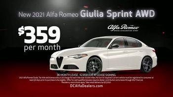 Alfa Romeo Spring Acceleration Event TV Spot, 'Push the Limits' [T2] - Thumbnail 2
