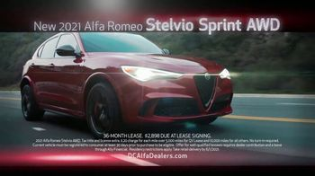 Alfa Romeo Spring Acceleration Event TV Spot, 'Push the Limits' [T2]
