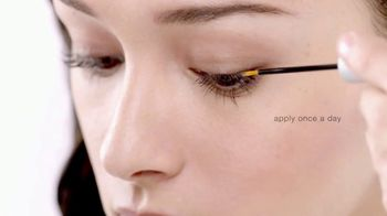RevitaLash Advanced Eyelash Serum TV Spot, 'Bold, Beautiful Lashes' - Thumbnail 6