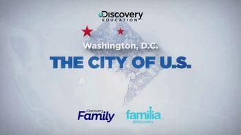 Discovery Education TV Spot, 'Washington, DC Virtual Field Trip' Ft. Dr. Jill Biden - Thumbnail 7