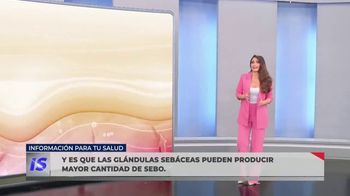 Asepxia Purify Your Skin TV Spot, 'Información para tu salud' con Chiqui Delgado [Spanish]