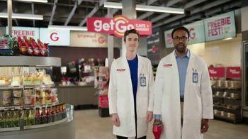 GetGo Freebiefest TV Spot, 'Buy One, Get One Gun'