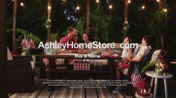 Ashley HomeStore Memorial Day Sale TV Spot, 'Hasta 30% de descuento' [Spanish] - Thumbnail 5