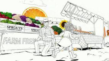 Sprouts Farmers Market TV Spot, 'Los mejores y más frescos productos' [Spanish]
