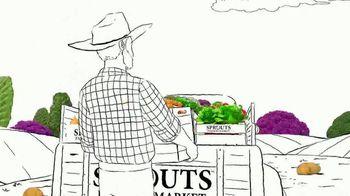 Sprouts Farmers Market TV Spot, 'Los mejores y más frescos productos' [Spanish] - Thumbnail 1