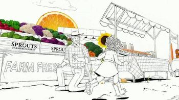 Sprouts Farmers Market TV Spot, 'Los mejores y más frescos productos' [Spanish] - Thumbnail 3