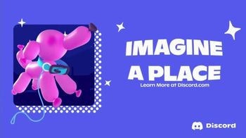 Discord TV Spot, 'Imagine a Place: Friendship' - Thumbnail 8