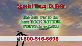 Special Travel Bulletin TV Spot, 'Back to Normal: Save Up to 75%' - Thumbnail 8