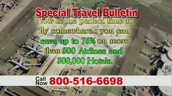 Special Travel Bulletin TV Spot, 'Back to Normal: Save Up to 75%' - Thumbnail 3
