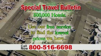 Special Travel Bulletin TV Spot, 'Back to Normal: Save Up to 75%' - Thumbnail 4