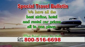 Special Travel Bulletin TV Spot, 'Back to Normal: Save Up to 75%' - Thumbnail 6