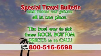 Special Travel Bulletin TV Spot, 'Back to Normal: Save Up to 75%' - Thumbnail 7