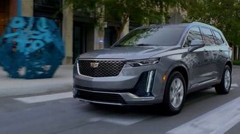 Cadillac Move Up TV Spot, 'Countdown to Luxury: SUVs' Song by DJ Shadow, Run the Jewels [T2] - 76 commercial airings