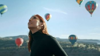 New Mexico State Tourism TV Spot, 'Hot Air Balloon'