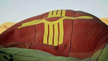 New Mexico State Tourism TV Spot, 'Hot Air Balloon' - Thumbnail 1