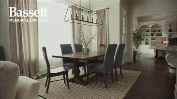 Bassett Memorial Day Sale TV Spot, 'Not an Ordinary Table: 30%' - Thumbnail 2