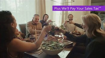 Bassett Memorial Day Sale TV Spot, 'Not an Ordinary Table: 30%' - Thumbnail 7
