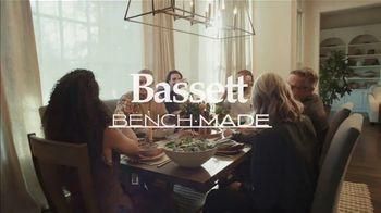 Bassett Memorial Day Sale TV Spot, 'Not an Ordinary Table: 30%' - Thumbnail 8