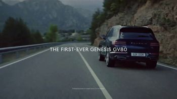 2021 Genesis GV80 TV Spot, 'Boundless' Song by Kadavar [T2] - Thumbnail 5