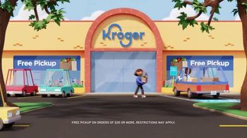 The Kroger Company TV Spot, 'Signature Ways to Serve Brunch: Delivery and Free Pickup' - Thumbnail 8