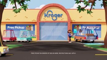 The Kroger Company TV Spot, 'Signature Ways to Serve Brunch: Delivery and Free Pickup' - Thumbnail 9
