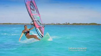 Pure Silk TV Spot, 'Windsurfer' Featuring Tatiana Howard