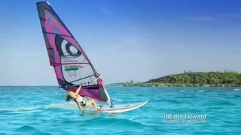 Pure Silk TV Spot, 'Windsurfer' Featuring Tatiana Howard - Thumbnail 2