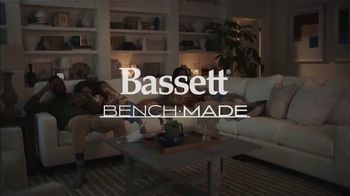 Bassett Memorial Day Sale TV Spot, 'Just a Sofa: Save 30%: Sales Tax' - Thumbnail 9