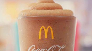 McDonald's Frozen Drinks TV Spot, 'On and On' - Thumbnail 2