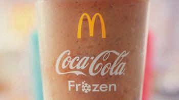 McDonald's Frozen Drinks TV Spot, 'On and On' - Thumbnail 3
