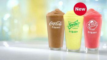 McDonald's Frozen Drinks TV Spot, 'On and On' - Thumbnail 5