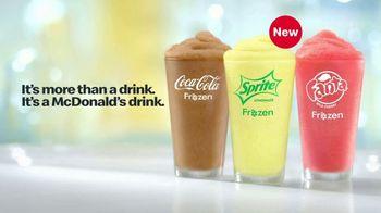 McDonald's Frozen Drinks TV Spot, 'On and On' - Thumbnail 6