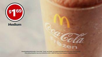 McDonald's Frozen Drinks TV Spot, 'On and On' - Thumbnail 8