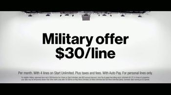 Verizon TV Spot, 'Deployment: Military Offer and $200 Switcher' - Thumbnail 3