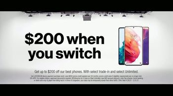 Verizon TV Spot, 'Deployment: Military Offer and $200 Switcher' - Thumbnail 8