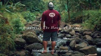 The Hawaiian Islands TV Spot, 'A New Way to Travel: Malama Hawaii' - Thumbnail 2