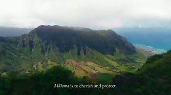 The Hawaiian Islands TV Spot, 'A New Way to Travel: Malama Hawaii' - Thumbnail 3