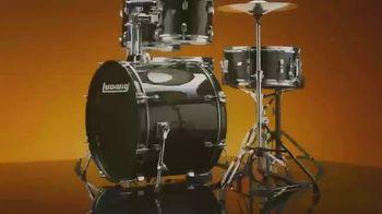 Guitar Center Memorial Day Event TV Spot, '$110 Off Ludwig Drum Set'