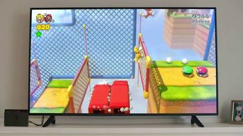 Nintendo Switch TV Spot, ' My Way: Super Mario 3D World + Bowser's Fury' - Thumbnail 6