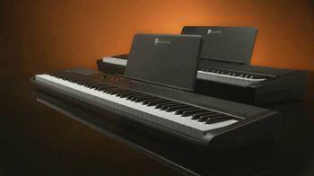Guitar Center Memorial Day Event TV Spot, 'Up to 25% Off Williams Digital Pianos' - Thumbnail 2