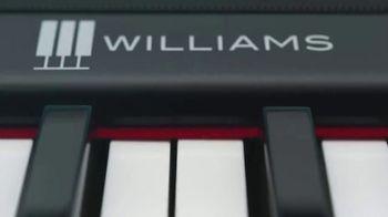 Guitar Center Memorial Day Event TV Spot, 'Up to 25% Off Williams Digital Pianos' - Thumbnail 3