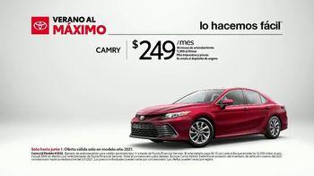 Toyota Verano al Máximo TV Spot, 'Brisa de verano' [Spanish] [T2] - Thumbnail 3