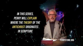 Perry Stone Ministries TV Spot, 'The Antichrist, His Confederacy and the Final Eighth Empire'