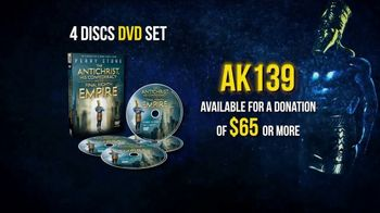 Perry Stone Ministries TV Spot, 'The Antichrist, His Confederacy and the Final Eighth Empire' - Thumbnail 5