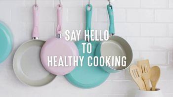 GreenLife Cookware TV Spot, 'Say Hello' - Thumbnail 2