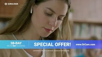 OrCam Read TV Spot, 'Point and Click' - Thumbnail 9