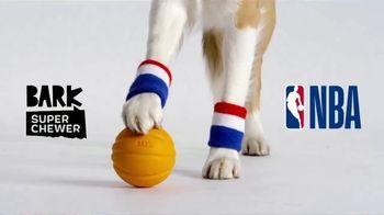 BarkBox Super Chewer NBA Box TV Spot, 'Free Jersey' - Thumbnail 1
