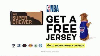 BarkBox Super Chewer NBA Box TV Spot, 'Free Jersey' - Thumbnail 10